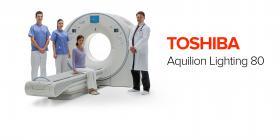 TOSHIBA A PRESENTé UN NOUVEAU AQUILION LIGHTING 80 CT SCANNER - Bimedis - 1