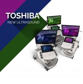 TOSHIBA LANCE TROIS NOUVEAUX APPAREILS à ULTRASONS  - Bimedis - 1